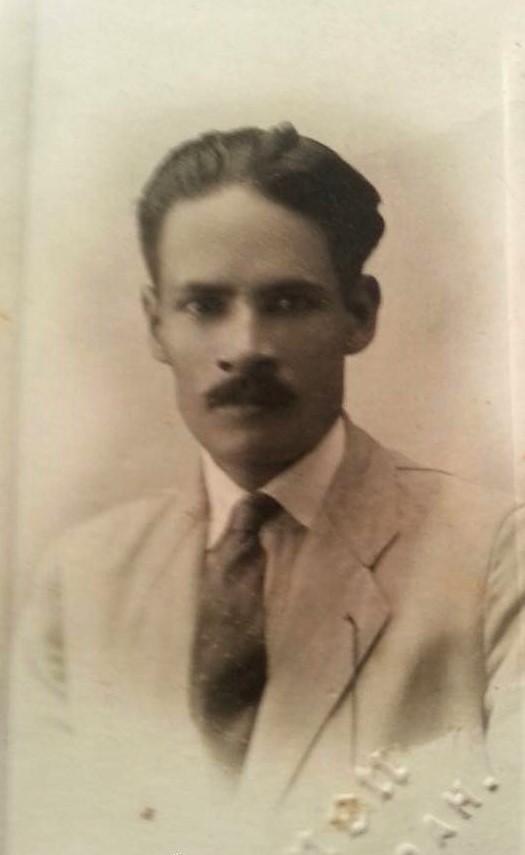 Luis Fernandez Ibanez portrait - Copy